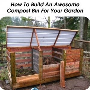 Top 25 ideas about Compost Bins on Pinterest | Gardens ...