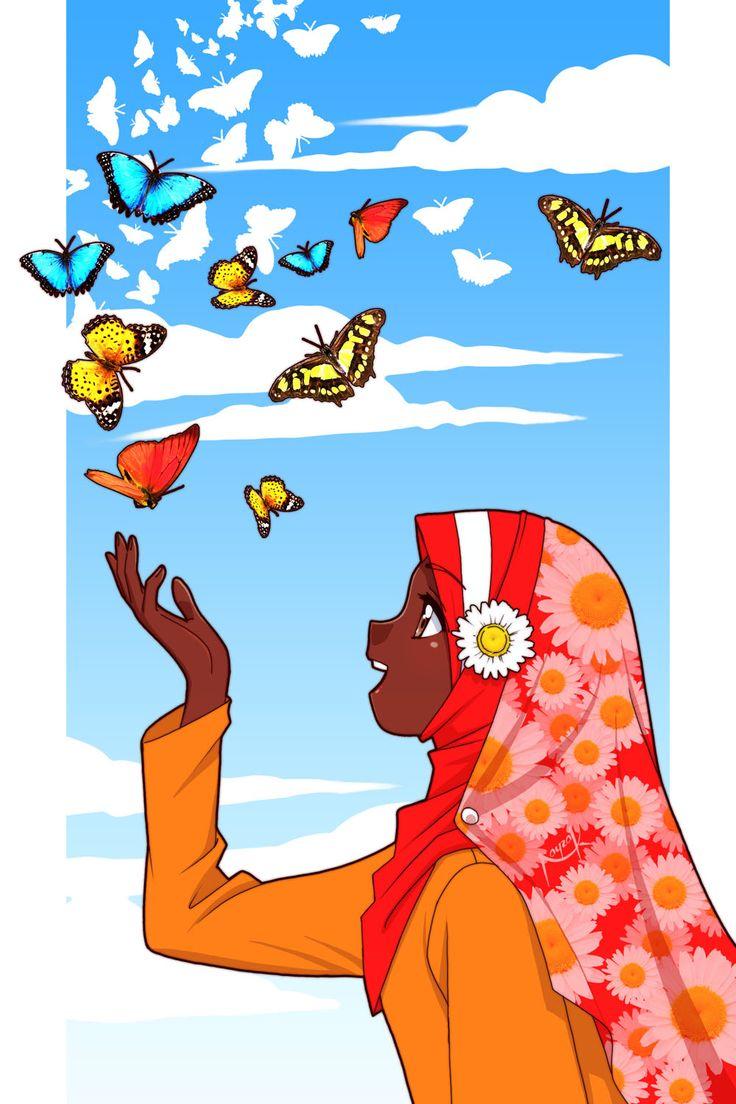 Islam... and nature by Nayzak.deviantart.com