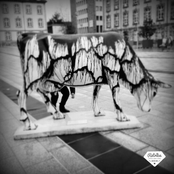 Vache#cristal
