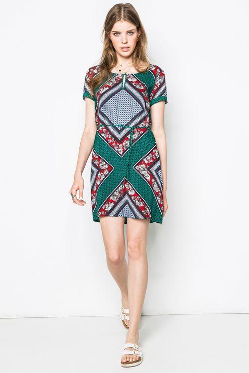 Dress flower arabesque - Find the Sprigfield shop or online Springfield