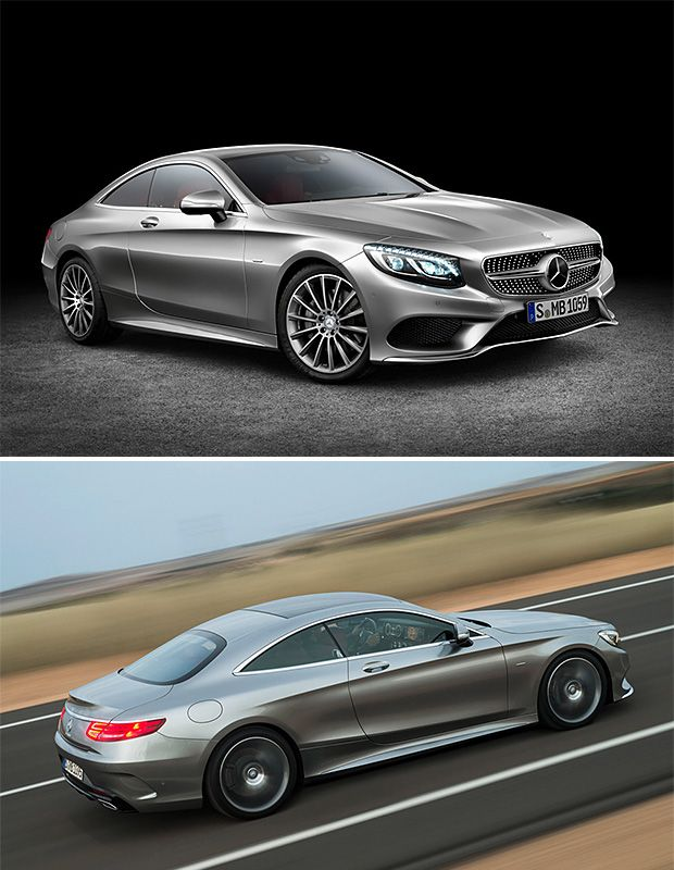Mercedes S Class Coupe. A Bit Big But Quite Agile. I Donu0027t