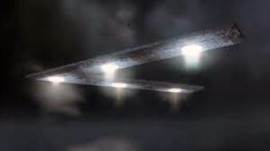 Low Altitude Chevron UFO Observed Above Virgina | Educating Humanity