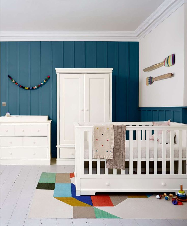 Oxford 3 Piece Set - White - Oxford White - New - Mamas & Papas