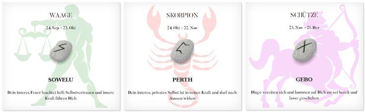 Runen Tageshoroskop 22.4.2017 #Sternzeichen #Runen #Horoskope #waage #skorpion #schütze