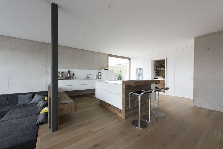 Loft 78 Bei dieser Küche versteckt sich einiges hinter der - alno küchen arbeitsplatten