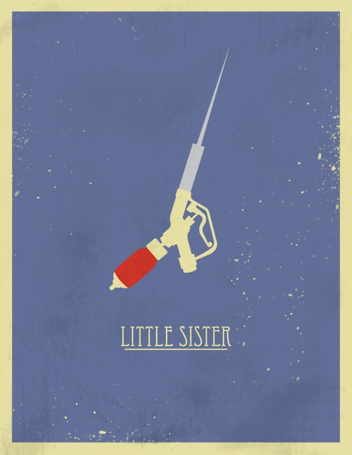 Little Sister [Bioshock]