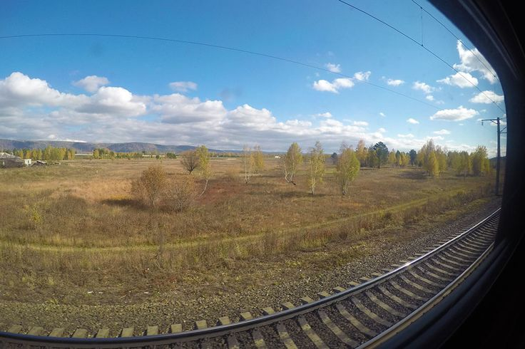 Trans siberian railroad – Moscow to Yekterinsberg - what an experience, the first 30 hours on the rails!