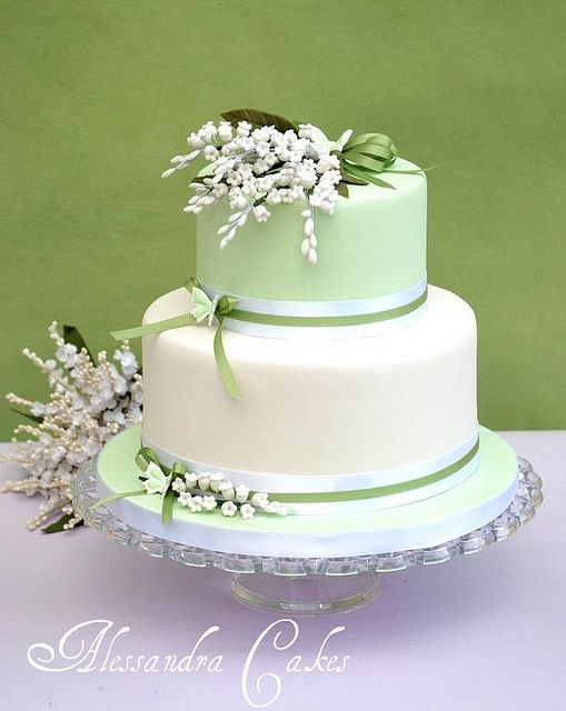 All sizes   Cake Lilies of the Valley   Flickr - Photo Sharing!