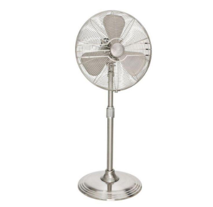 Ceiling Fan With Pedestal : Pedestal ceiling fan qmark ldc air circulator