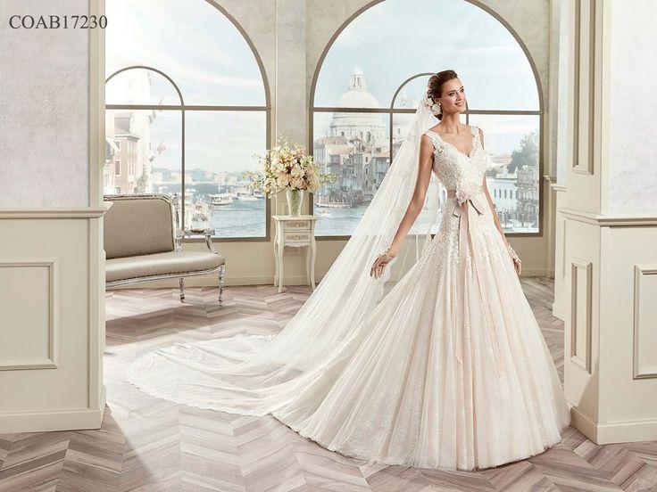 Abiti da sposa e vestiti da sposo per il tuo matrimonio, Collezione Nicole Colet 2017.