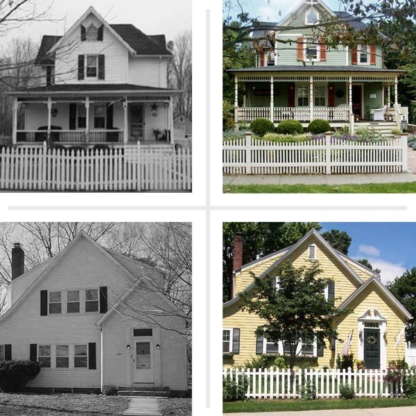 Best Curb Appeal Before And Afters Curb Appeal House And - Home remodel contest