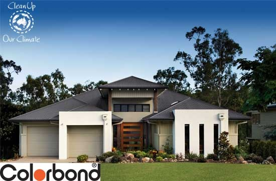 COLORBOND® steel now with improved thermal efficiency