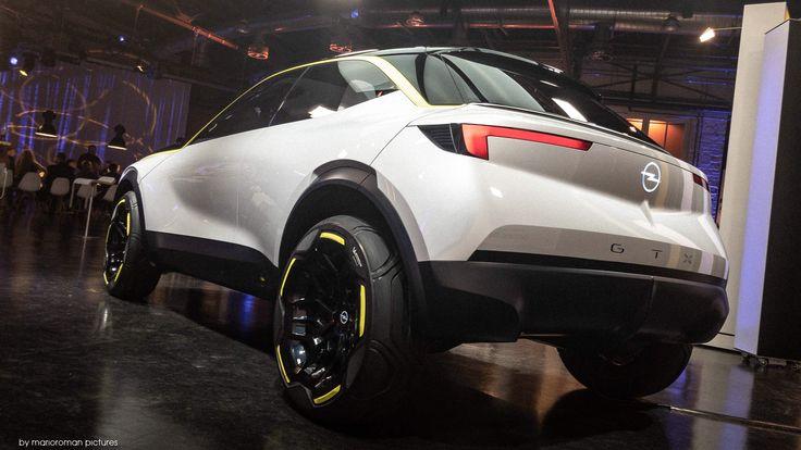 Positive Vibes: Opel GT X Experimental (2018)   Shots Magazin - Shots - Cars
