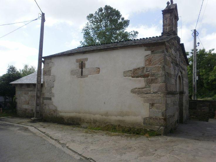 Iglesia de Santa María de Castromaior, Lugo, Camino de Santiago