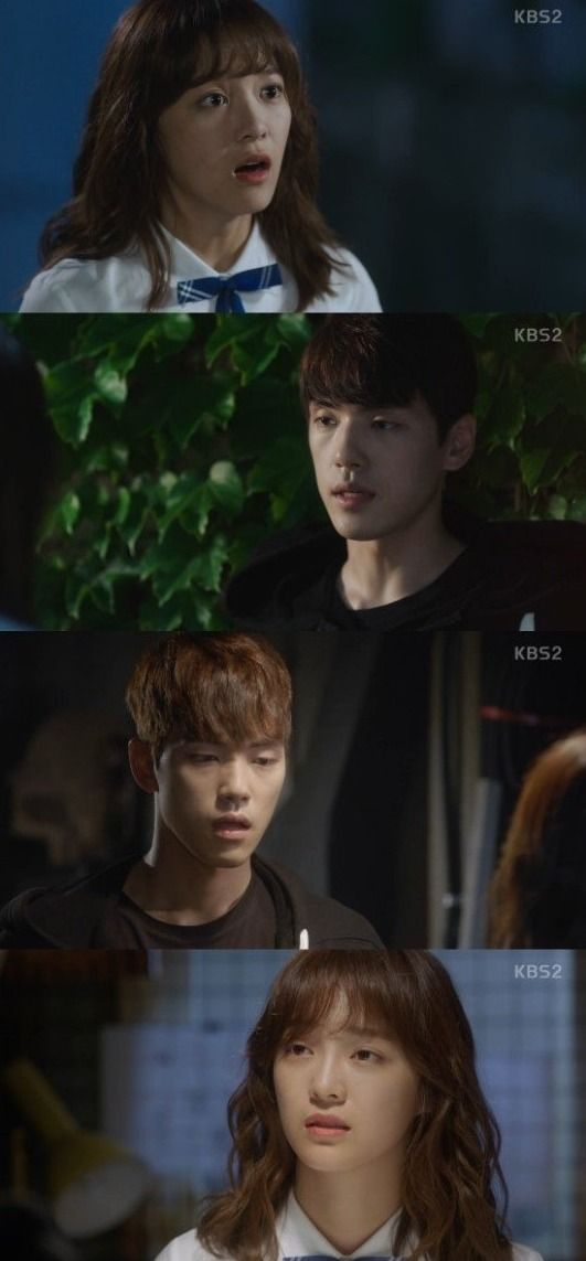 [Spoiler] Added episode 5 captures for the #kdrama 'School 2017'