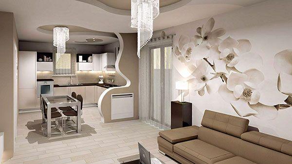 Oltre 25 fantastiche idee su interni di villetta su for Idee arredo salone