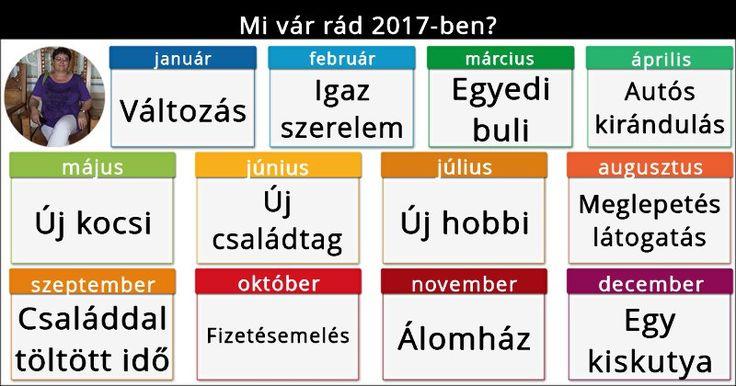 Mi vár rád 2017-ben?