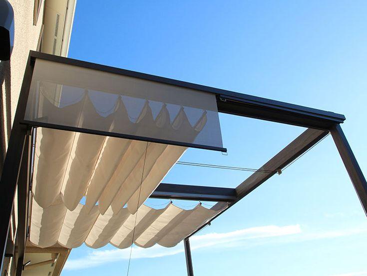オーニング風サンシェードをdiy 取り付け方を解説 和室 壁紙 Diy インテリア 収納 張り替え