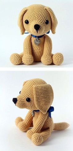 Lucky puppy - FREE amigurumi pattern