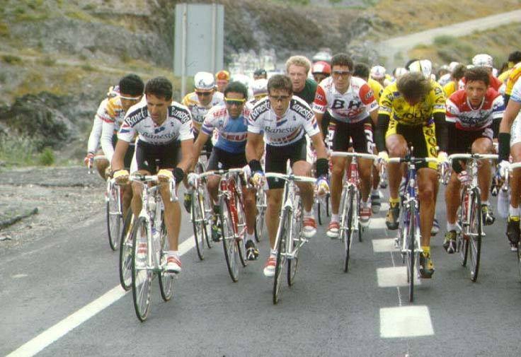La Vuelta best memories in 1990, La Vuelta Spain Cycling
