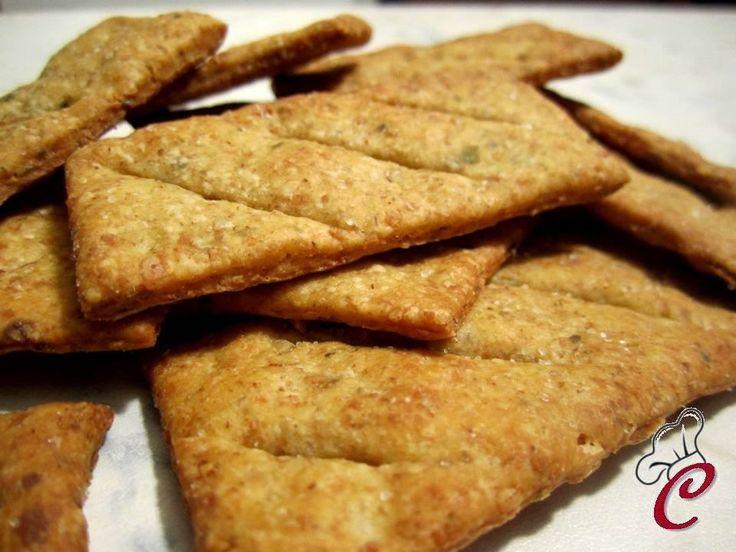 La Cuocherellona: Crackers sfogliati con semi di zucca e di girasole: la sfida che insegue un sogno e porta il successo