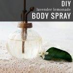 Lavender Lemonade Body Spray | Henry Happened