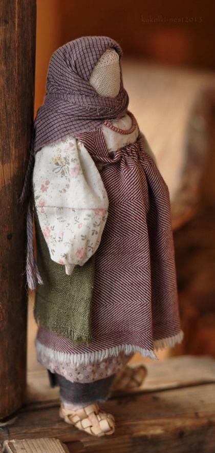 """Народные куклы ручной работы. Ярмарка Мастеров - ручная работа Кукла-образ """"...скоро"""". Handmade."""