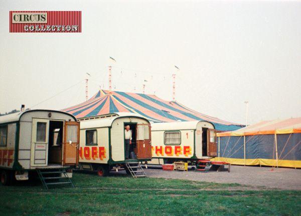 Circus collection: Circus Carl Althoff 1973