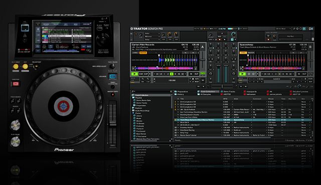 Setting Up and Using XDJ-1000s With Traktor Pro 2.8