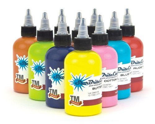 STARBRITE Tattoo Ink 10 Bottles  12oz KIRT SILVER SET  Tattoo Supplies *** You can get additional details at the image link. Note:It is Affiliate Link to Amazon.