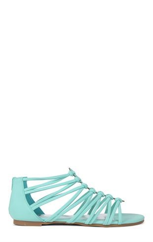 Deb Shops Flat Strappy #Gladiator Sandal  $14.99: Gladiators Sandals, Strappy Gladiators, Shoes Boots, Mint Shoes, Gladiator Sandals, Sandals 14 99, Flats Strappy, Style Shoes Accessories, Sandals Flip