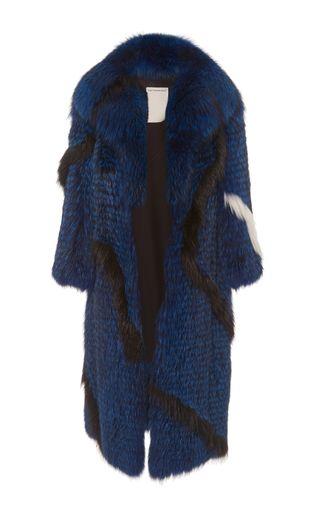 2017 Color Temperature Fur Coat…