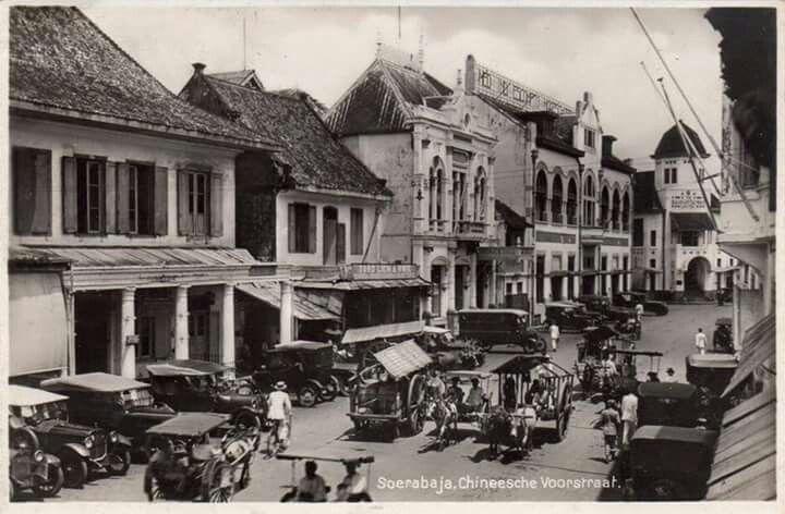 Jl.Karet/Bibis, Surabaya (year unknown)