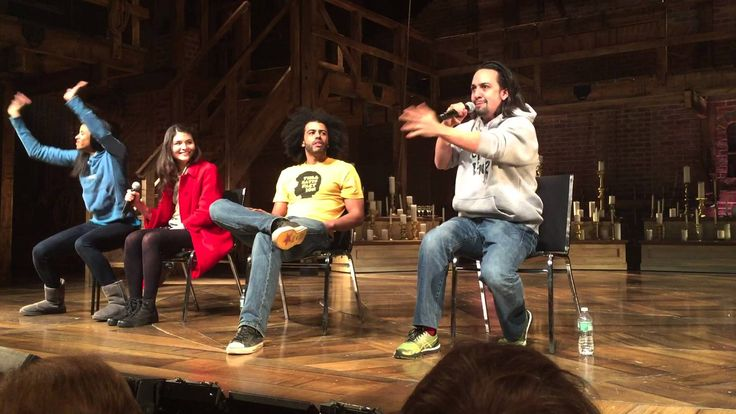 Lin-Manuel Miranda performing the John Adams rap that was cut from the musical Hamilton. Amazing