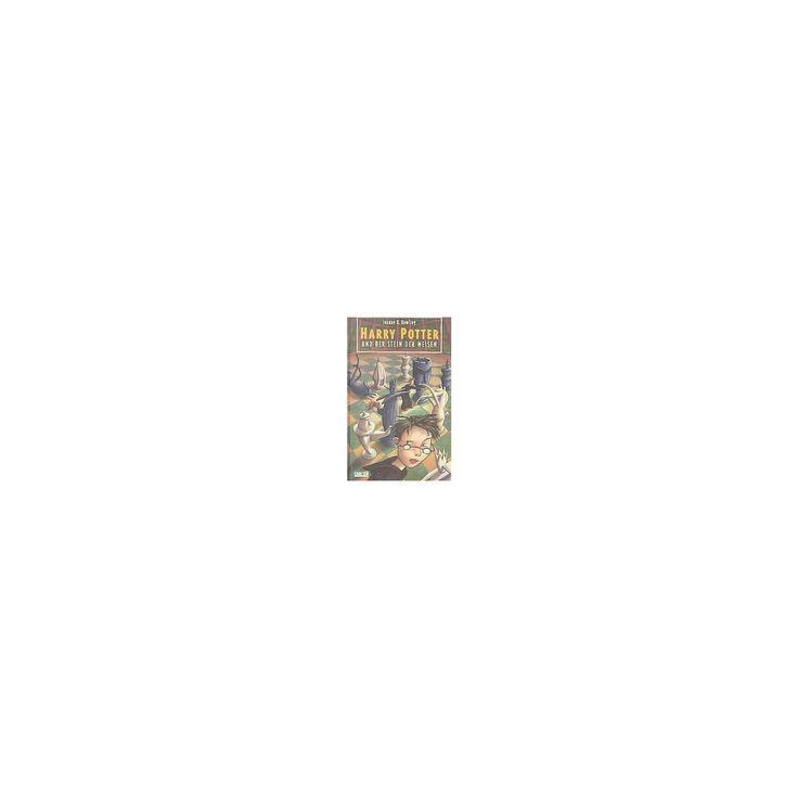 Harry Potter Und Der Stein Der Weisen / Harry Potter and the Sorcerer's Stone (Hardcover) (J. K.