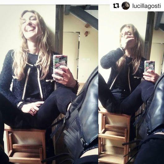 https://instagram.com/p/BQFnKlKg5Ju/ @lucillagosti Lucilla Agosti wearing #St...