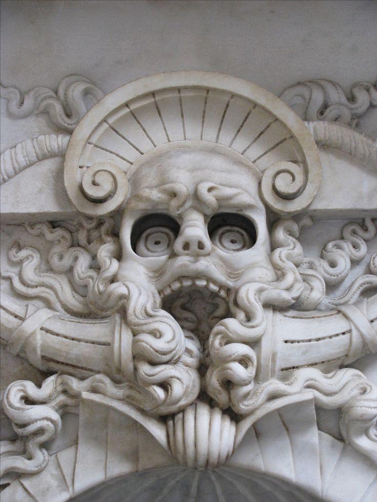 piedistallo Perseo - dettaglio - Benvenuto Cellini - Firenze