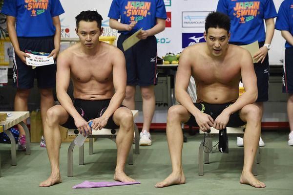 競泳・立石諒、山あり谷ありの水泳人生…北島康介は「オリンピックという目標をくれた」