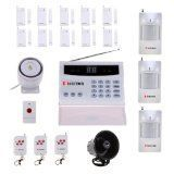 PiSector S02 Wireless Home Security Alarm System Kit with Auto Dial + Outdoor Siren - http://homesecuritysystems.ianjweboffers.com/pisector-s02-wireless-home-security-alarm-system-kit-with-auto-dial-outdoor-siren/