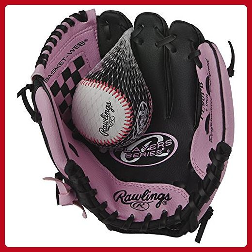 Rawlings Players Series 9-inch Youth Baseball Glove, Right-Hand Throw (PL90PB) - Toys for little kids (*Amazon Partner-Link)