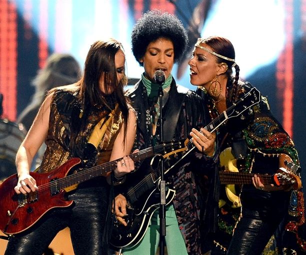 Billboard Müzik Ödüllerine damgasını vuran görüntüler