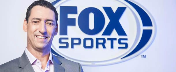 PVC é um dos Contratados da Fox Sports Brasil