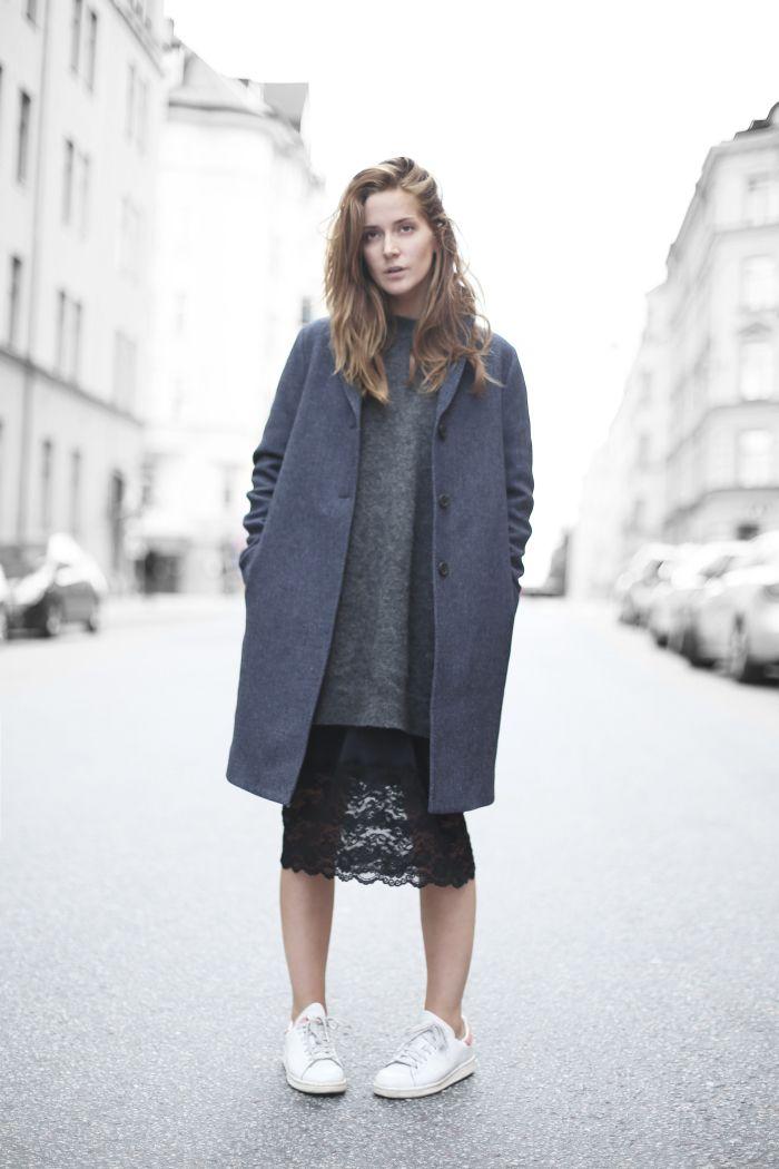 Αποτέλεσμα εικόνας για Oversized coat with skirt