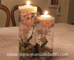 Pin de carina dalman en candelabros pinterest zen for Decoracion del hogar con velas
