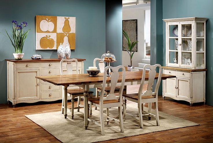 Comedor vintage montpellier muebles pinterest mesa - Muebles comedor vintage ...