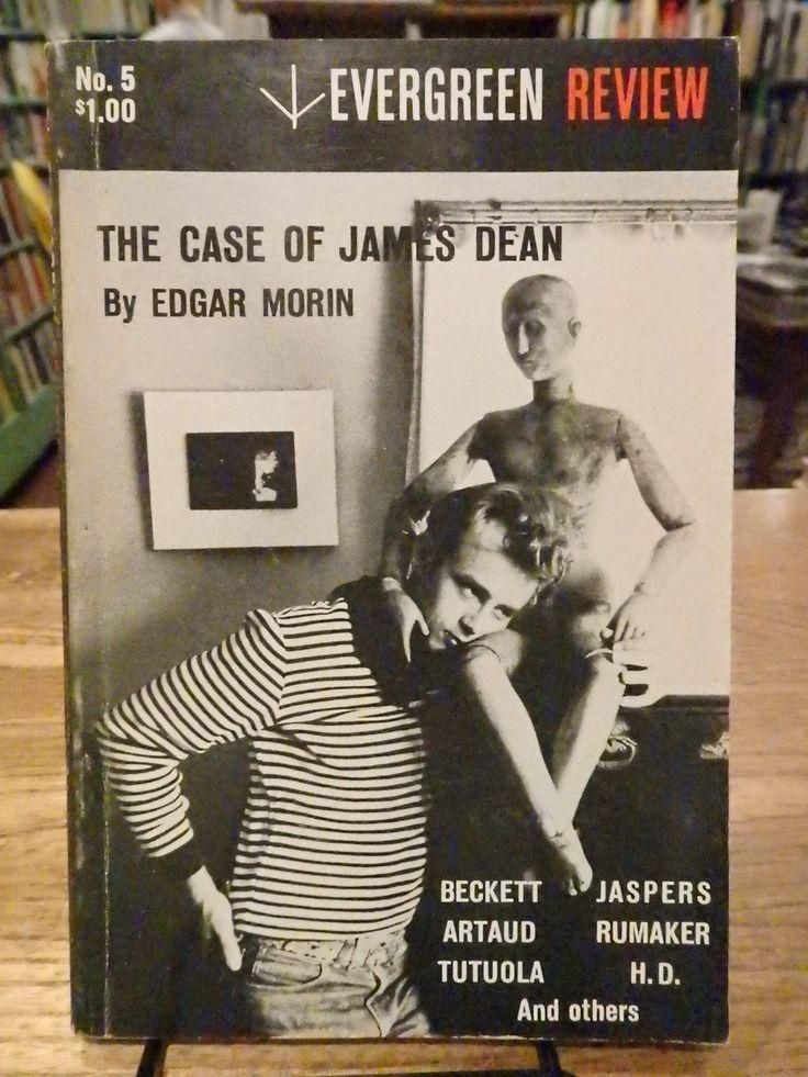 1957年創刊の前衛文芸誌。文学のほか、アートの批評なども掲載される。今号の表紙はジェームズ・ディーン。EDGAR MORINによる『THE CASE OF JAMES DEAN』を掲載。その他ジャック ケルアックや、アントナン・アルトーの作品を掲載。ヤケ、三辺シミ、イタミ少、鉛筆書込み。/刊行年:1958年  状態:B