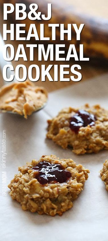 These oatmeal cookies are a great snack for your kids!