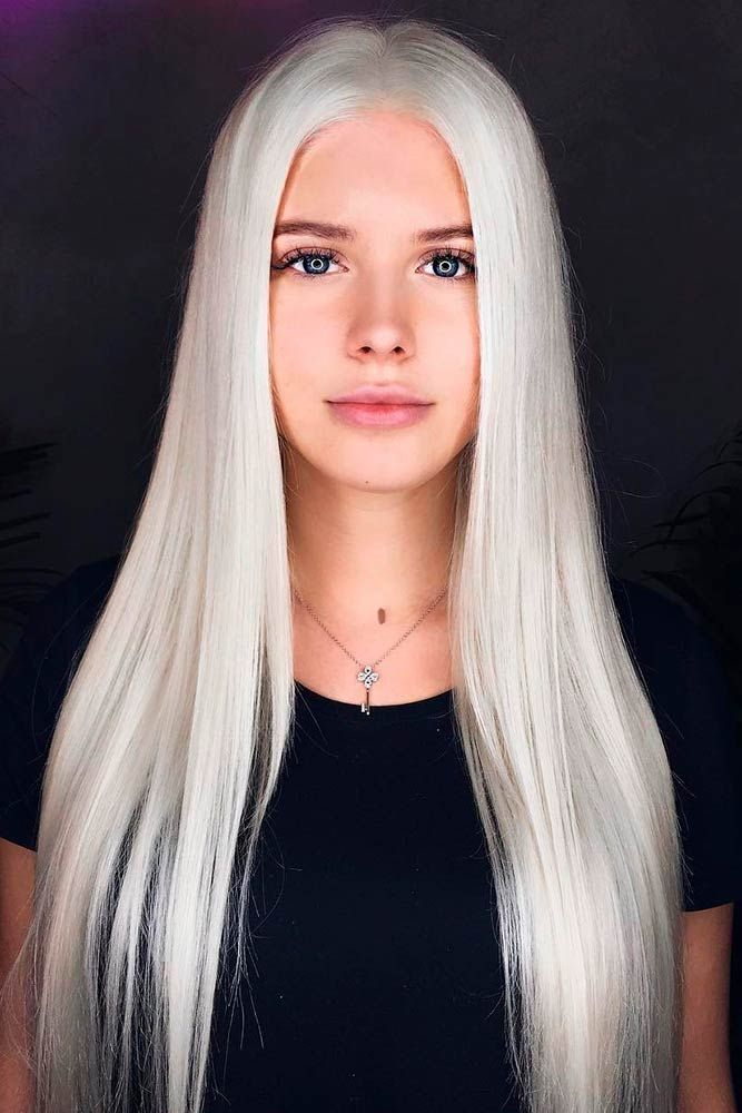 White Blonde Hair Styles to Look Like the Queen of Dragons ★ See more: http://lovehairstyles.com/white-blonde-hair/