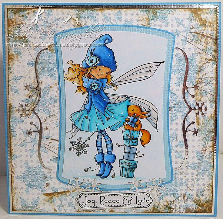 Pickled Memories: Blue Christmas