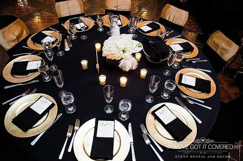 Finding The Right Napkin For Your Wedding Wedding Table